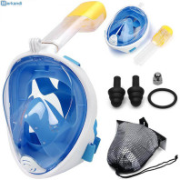 FULL FACE DIVING MASK SNORKELING S / M