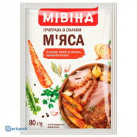 Wholesale seasoning Mivina 80g for meat