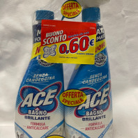Remaining special items Ace bathroom cleaner degreaser spray 360x packs