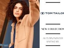 TOM TAILOR WOMEN'S KNITWEAR COLLECTION - FROM 7,00 EUR / PIECE