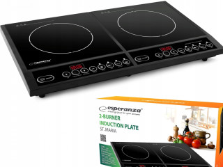 PLATE Induction cooker 2000W LCD