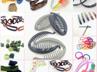Jewelry and hair accessories pallet assortment offer  REF: 230823