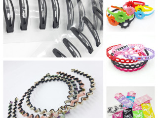 Jewelry and hair accessories pallet assortment offer  REF: 1701102