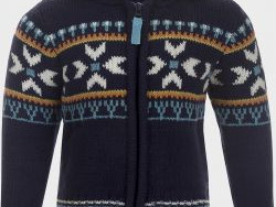 Boys cardigan from Babaluno assorted sizes in the pack