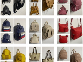 Bags and backpacks assorted lot new stock 2021 REF: 290702