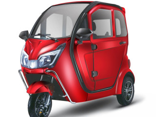 Electric cabin scooter shipping from Europe warehouse