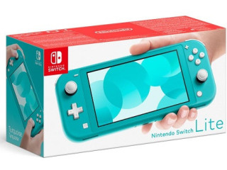 Nintendo Switch Lite Console - Turquoise Color - 100 Units available