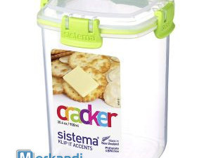 Food container SISTEMA 900ml 14x11cm Lunch bag