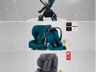 CAR SEATS - STROLLERS & ACCESSORIES