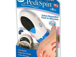 ELECTRIC FOOT FILE FOR PEDI SPIN