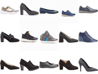 Shoes Brands Mix Sneakers Ballerinas Casual Shoes Pumps Remaining stoc