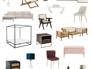 STOCK # 105 Furniture and accessories for the home GRADE B!