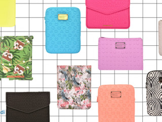 Luxury brands tablet cases mix!
