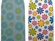 WENKO ironing board pad, ironing board pad, table cover, 100% cotton