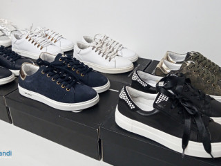 Branded shoes for women and men, wholesale remaining stock