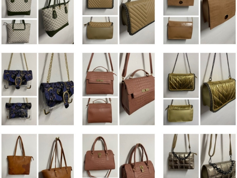 Bags and backpacks assorted lot new stock 2021 REF: 290703