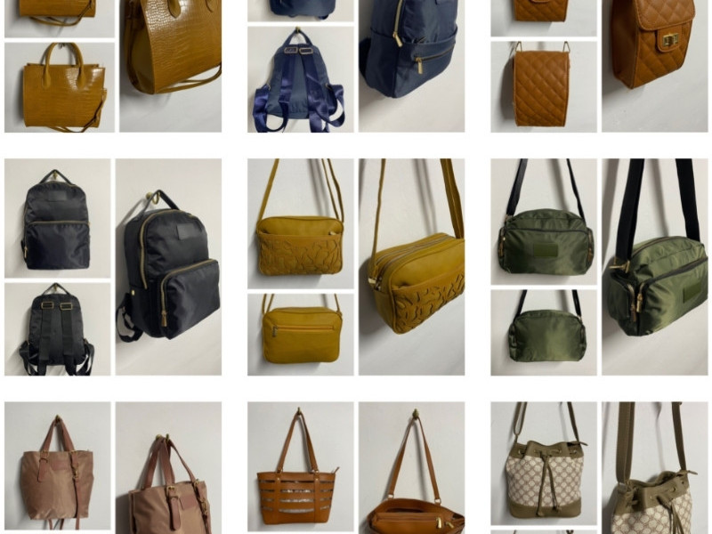 Bags and backpacks assorted lot new stock 2021 REF: 290704